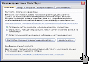 Скриншот Adobe Flash Player 2