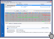 Скриншот Auslogics Disk Defrag 1