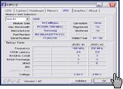 Скриншот CPU-Z 3