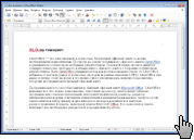 Скриншот LibreOffice 2