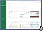 Скриншот Microsoft Office 1