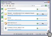 Скриншот uTorrent 2
